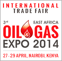 3rd East Africa Oil & Gas Expo 2014