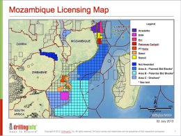Mozambique's extractive sector revenue triple boosted by capital gainstax