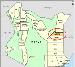Simba Energy expects to sign Block 2A 2D seismic contract in Q1 2015