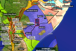 Africa oil withdraws from Ethiopia's block 7 and8