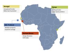 FAR raises $46.7 million to fund exploration ventures in Africa andAustralia