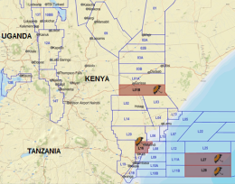 Environmentalists' stop CAMAC Energy from seismic acquisition in Kenya's blockL16
