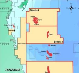 Ophir Energy unsuccessful in Tanzania's East Pande Block and Block7