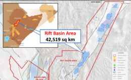 2D seismic acquisition to commence in Ethiopia's Rift Basin AreaBlock